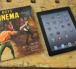 [Awesome Christmas gift!] Make a personalised kindle / iPad case from an old book.