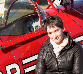 How sugru helped a top aerobatic pilot.