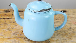 How to heatproof a teapot base