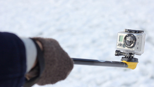 How to make a GoPro pole cam with sugru!