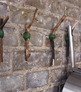 How to make beautiful hooks from twigs and sugru