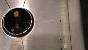 How to replace and fix worn-off lettering on appliances or metal