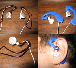 Make your Apple earbuds comfier