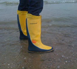 Patch up your favourite wellies