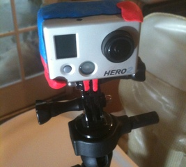 Make you own GoPro brackets