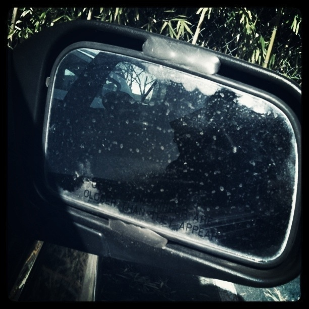 Repair your car's side-view mirror