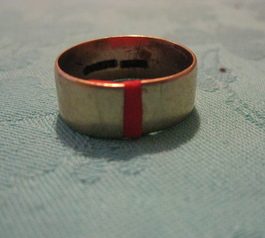 Repair a wedding ring
