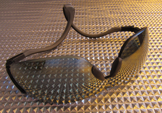 Replace nose clips on Ray Ban sports