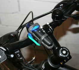 Add a music remote to your bike
