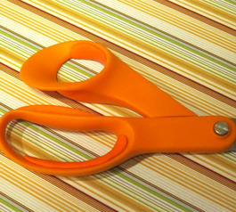 Make scissors more comfortable