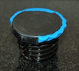 Fix a thermos cap (before)
