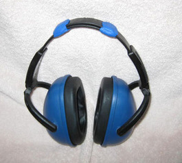 Fix broken ear defenders