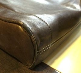 Repair a messenger bag