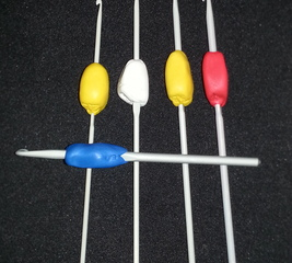 Customise crochet needles