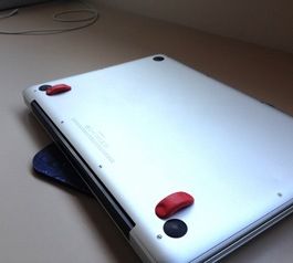Prevent your laptop from overheating