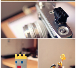 Make your camera LEGO compatible