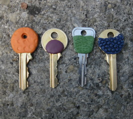 Identify & decorate your keys