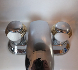 Improve badly designed faucet handles