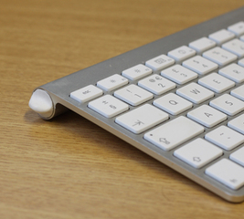 Improved addition to an Apple keyboard