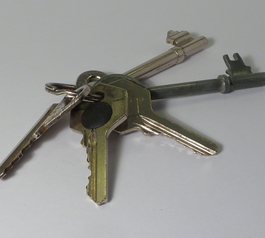 Make your keys easier to identify