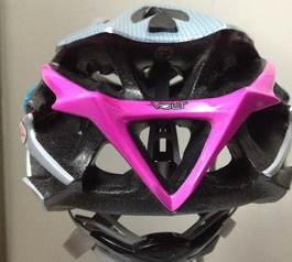 Attach a mounted light to your helmet (before)