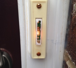 Fix a doorbell button (before)