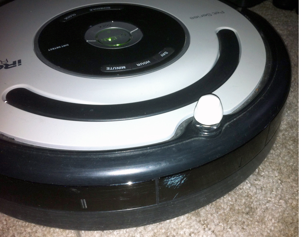 Keep a Roomba free from snags