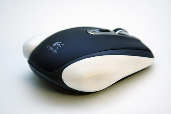 Enlarge your computer mouse