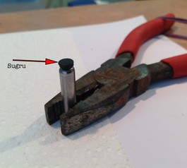 Fix a washing machine valve