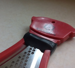 Fix a Kikkoman grater (after)