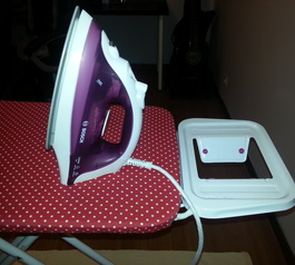 Improve an ironing board (after)