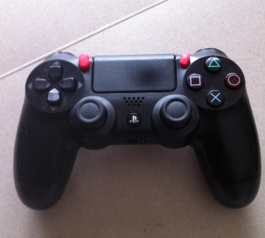 Customise Sony PS4 controller buttons (after)
