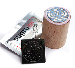 Make 3D printed stamps