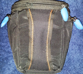 Revive camera bag zipper-tabs