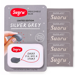 [Limited Edition Gift Tin] Silver Grey