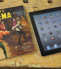 How to make an iPad cover from an old book and sugru — Step 1