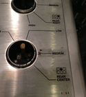 How to replace and fix worn-off lettering on appliances or metal — Step 3