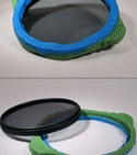 How to make a lens filter applicator
