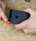 How to make bouncy sugru bumpers for your iPhone 5 — Step 4