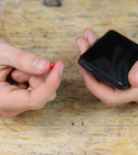 How to make pretty sugru bumpers for your iPhone 5 — Step 2