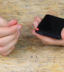 How to make pretty sugru bumpers for your iPhone 5 — Step 3
