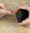 How to make pretty sugru bumpers for your iPhone 5 — Step 4