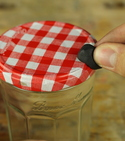 How to make it easier to open those pesky jars — Step 1