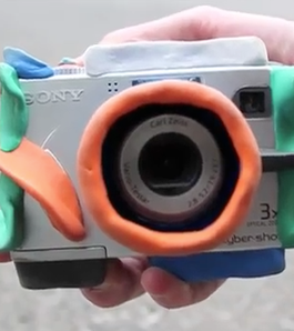 [How to] make a kick-ass bouncy kids camera