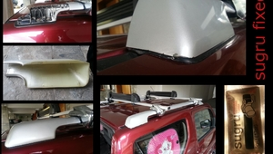 How to fix your car's roof bars