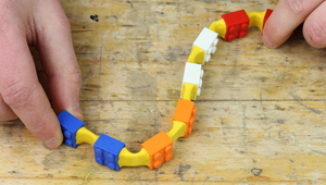 How to make LEGO bendy!
