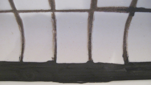 How to fix cracked tile grout with sugru
