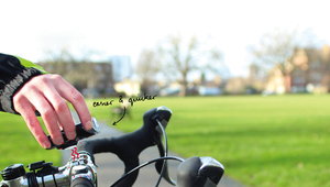 How to make bike lights magnetic with sugru + magnets