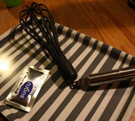 Repair a whisk (before)