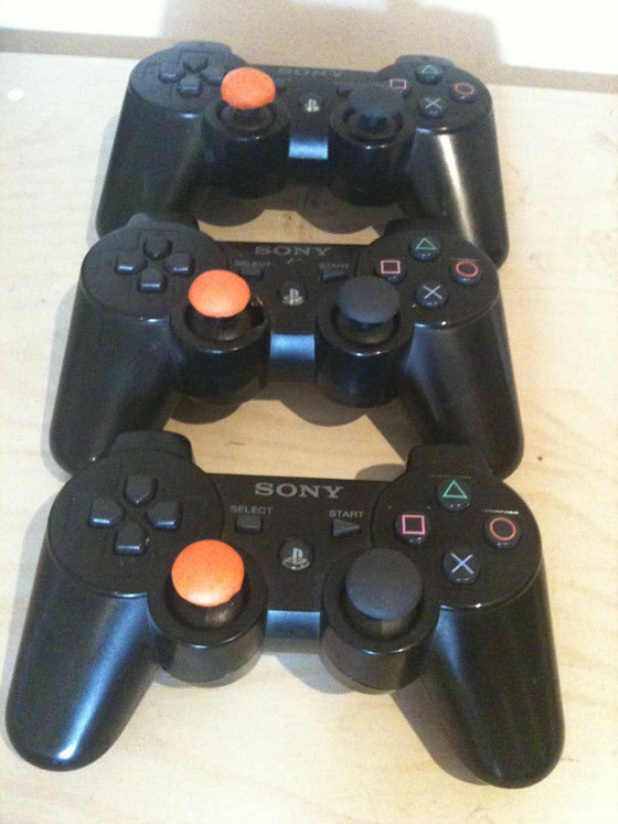 Improve your PS3 controllers